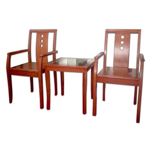 Bộ bàn ghế khách sạn BKS02, GKS02