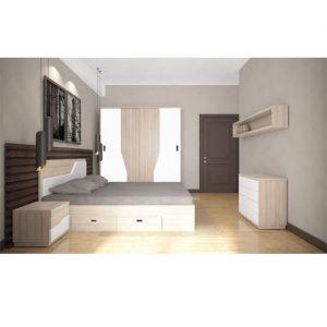 Bộ giường tủ phòng ngủ BPN302