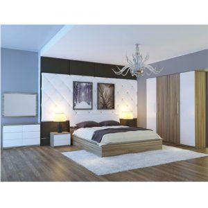 Bộ giường tủ phòng ngủ BPN301
