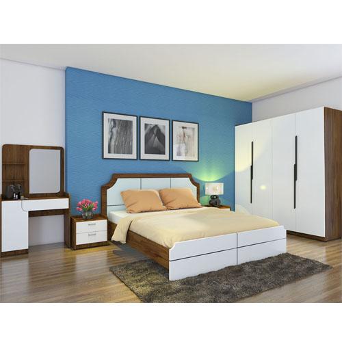 Bộ giường tủ phòng ngủ BPN305