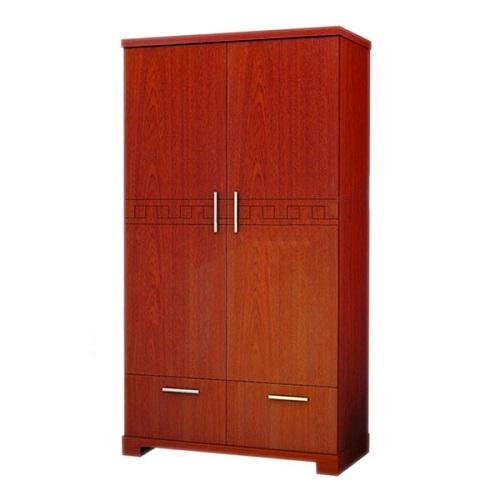 Tủ quần áo gỗ TA2B2N
