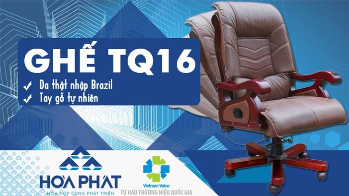 ghế giámđốc ngả lưng hòa phát tq16