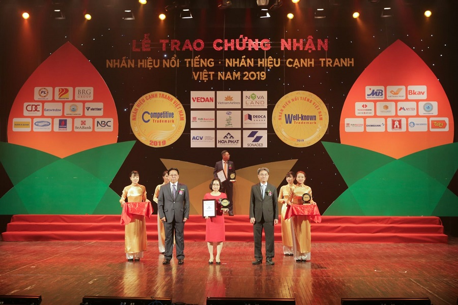 Hòa Phát là thương hiệu uy tín thuộc top 10 nhãn hiệu nổi tiếng hàng đầu Việt Nam
