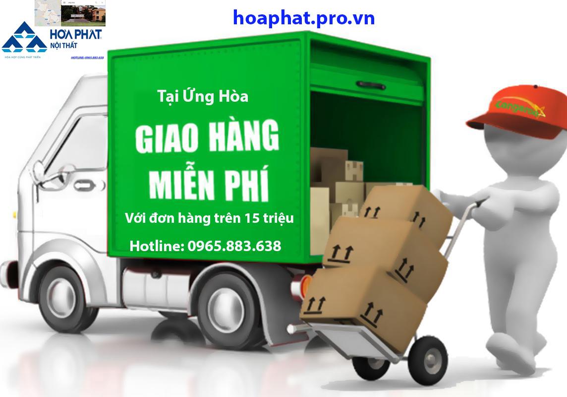 chính sách vận chuyển giao nhận nội thất hòa phát tại Ứng Hòa