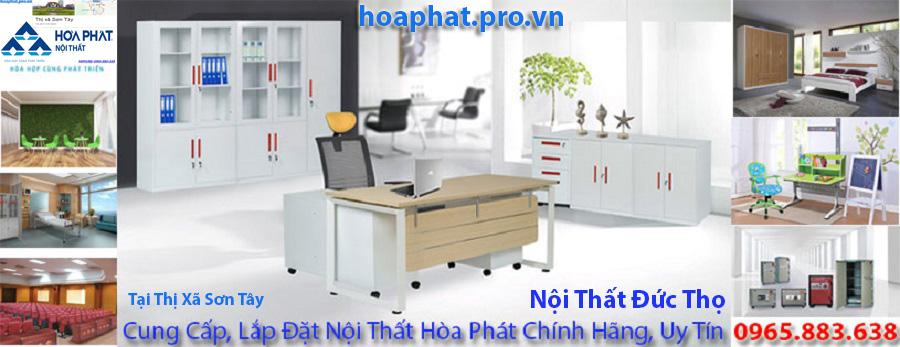 Cung cấp nội thất hòa phát chính hãng tại thị xã Sơn Tây
