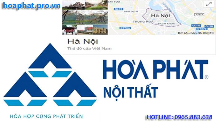 logo thương hiệu nội thất hòa phát tại Hà Nội