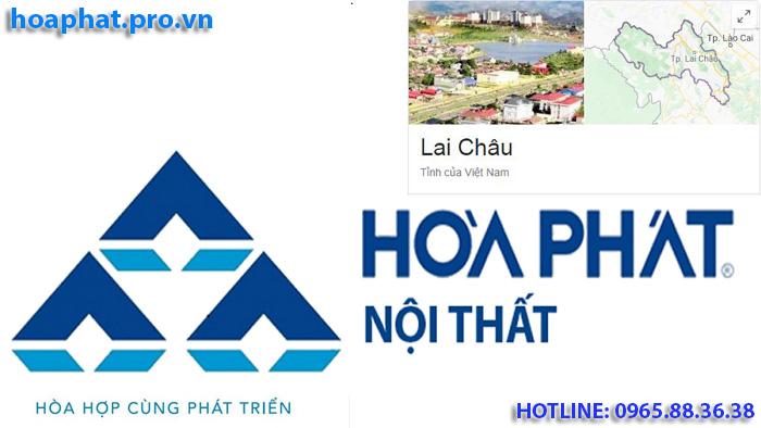logo thương hiệu nội thất hòa phát tại Lai Châu