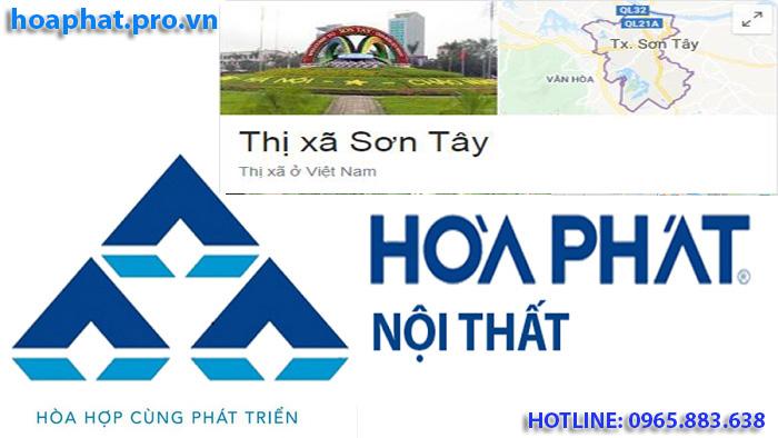 logo thương hiệu nội thất hòa phát tại thị xã Sơn Tây