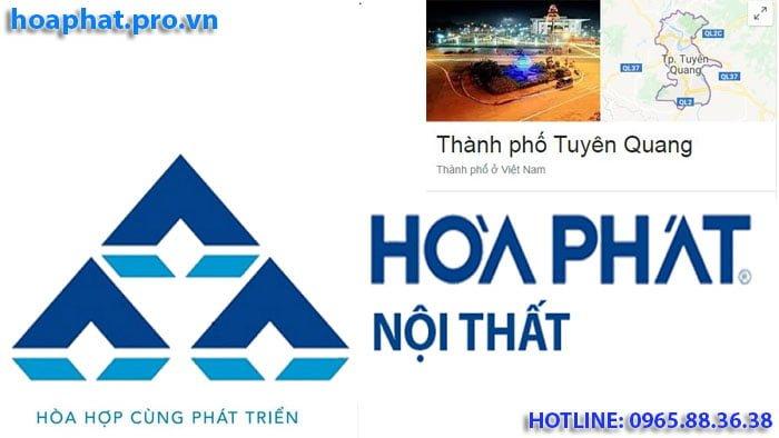 logo thương hiệu nội thất hòa phát tại Tuyên Quang