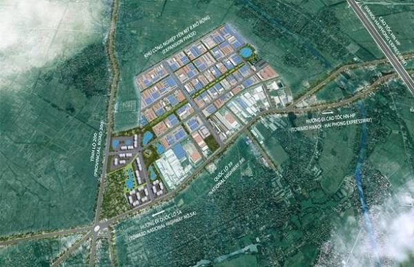 bất động sản khu công nghiệp hòa phát khởi sắc