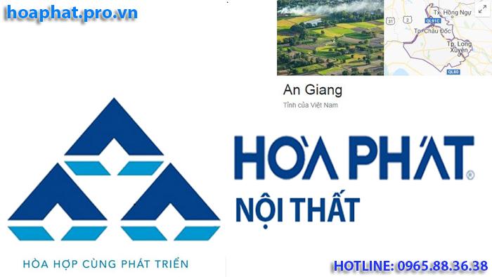 logo thương hiệu nội thất hòa phát tại An Giang