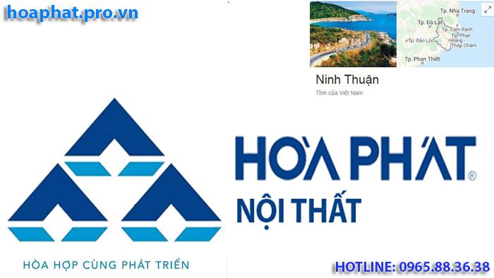logo thương hiệu nội thất hòa phát tại Ninh Thuận