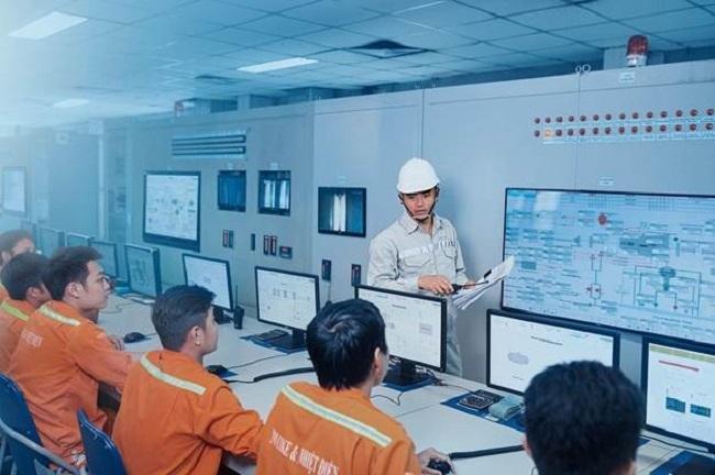 thép hòa phát hải dương nâng công suất phát điện thêm 12mw