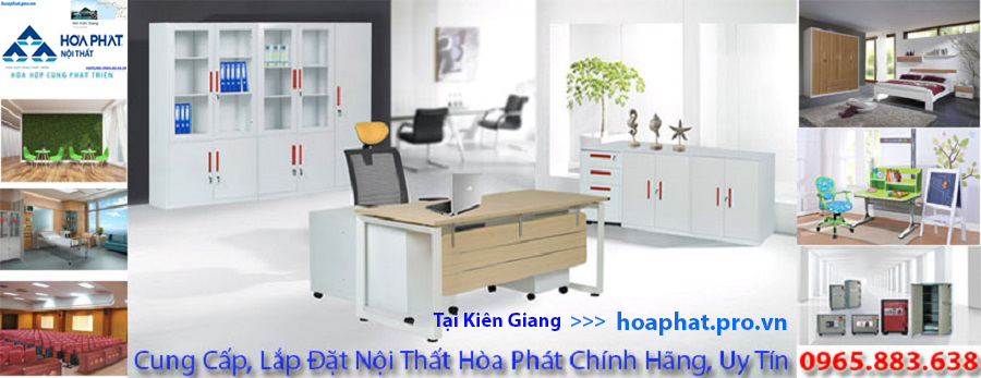 hòa phát pro vn cung cấp nội thất hòa phát chính hãng tại kiên giang