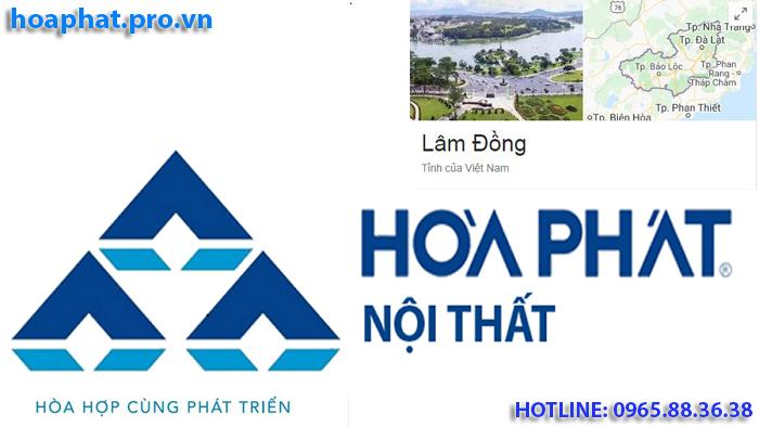 logo thương hiệu nội thất Hòa Phát tại lâm đồng