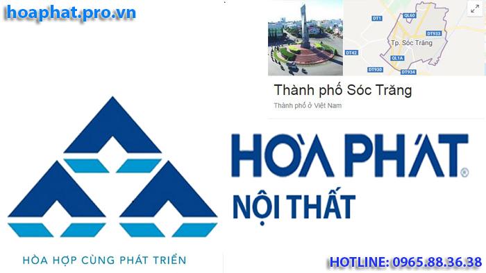 logo thương hiệu nội thất Hòa Phát tại Sóc Trăng