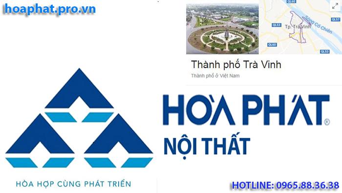 logo thương hiệu nội thất Hòa Phát tại Trà Vinh