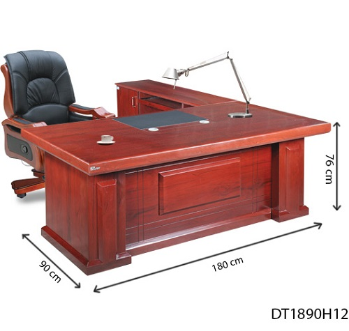bàn giám đốc hòa phát dt1890h12 dài 1m8