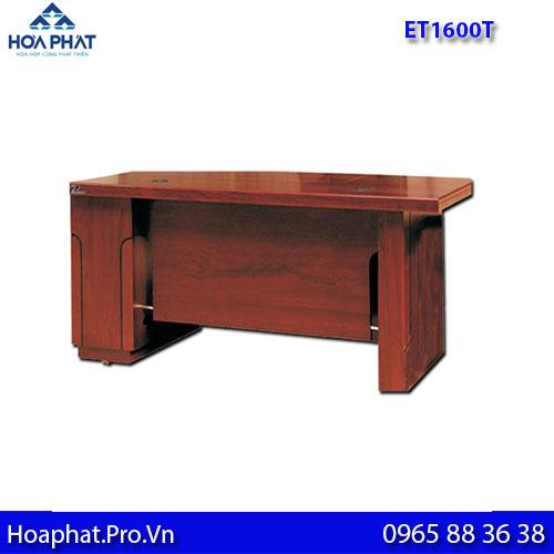 bàn giám đốc hòa phát dài 1600 cm et1600t