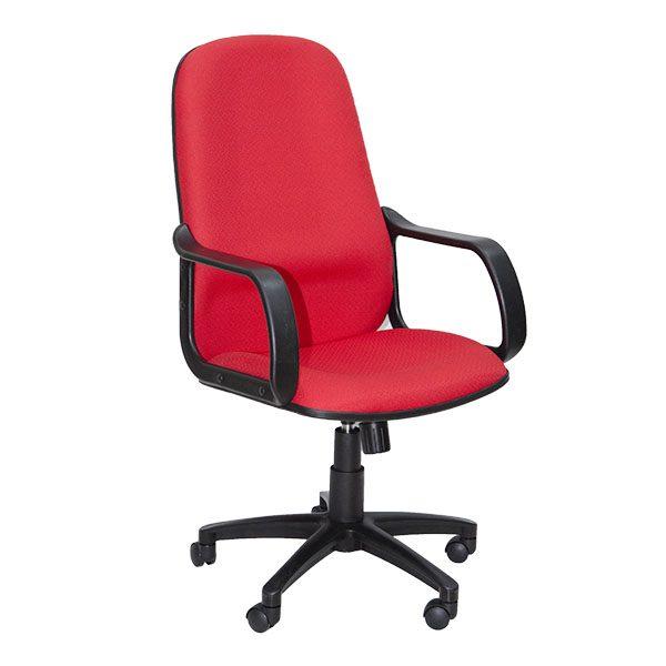 ghế văn phòng hòa phát sg216 màu đỏ