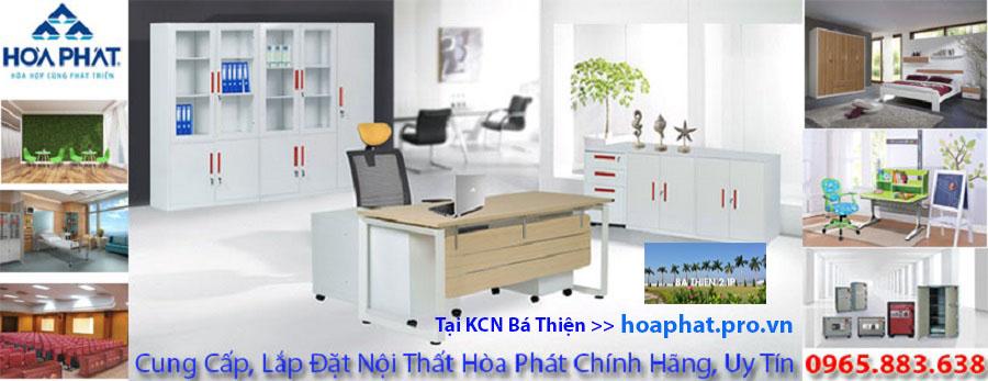 hòa phát pro vn đại lý cung cấp sản phẩm nội thất hòa phát tại kcn bá thiện