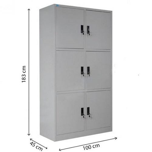 tủ sắt hòa phát tu09k6 giá rẻ dưới 3 triệu đồng