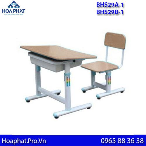 bàn học sinh cho trẻ em lớp 1 bhs29a-bhs29b-1 hòa phát