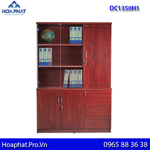 tủ giám đốc hòa phát cao cấp hòa phát dc1350h1