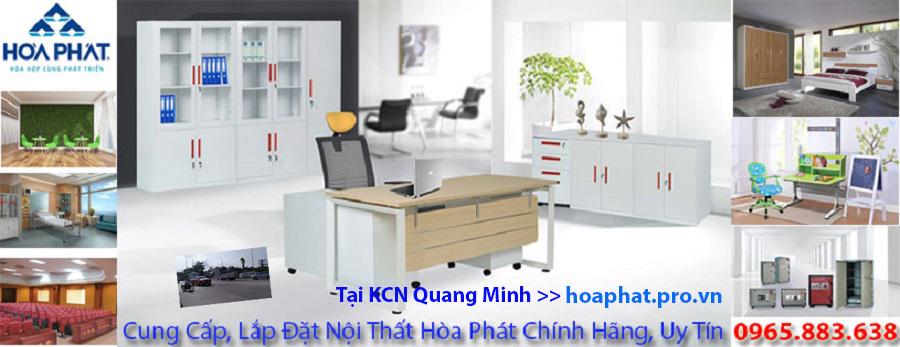 hòa phát pro vn cung cấp nội thất hòa phát chính hãng tại kcn quang minh