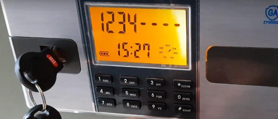 màn hình két sắt điện tử hòa phát ka54