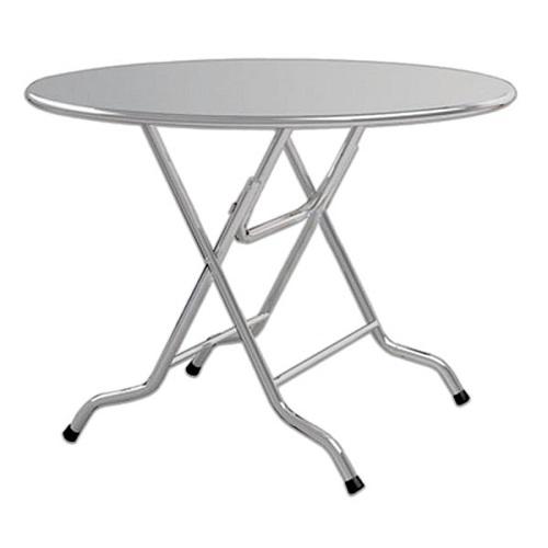 bàn ăn tròn inox Hòa Phát bt1000 bt1200
