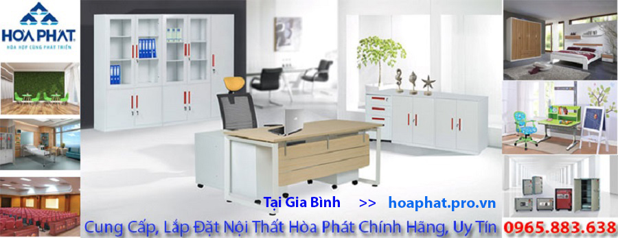 hòa phát pro vn cung cấp sản phẩm nội thất hòa phát chính hãng tại kcn gia bình