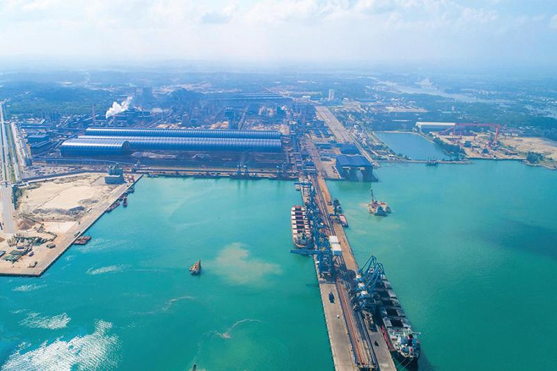cảng biển quảng ngãi