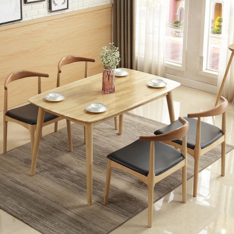 bàn ăn 4 người hình chữ nhật hoaphat.pro.vn