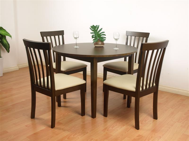 bàn ăn 4 người hình tròn hoaphat.pro.vn