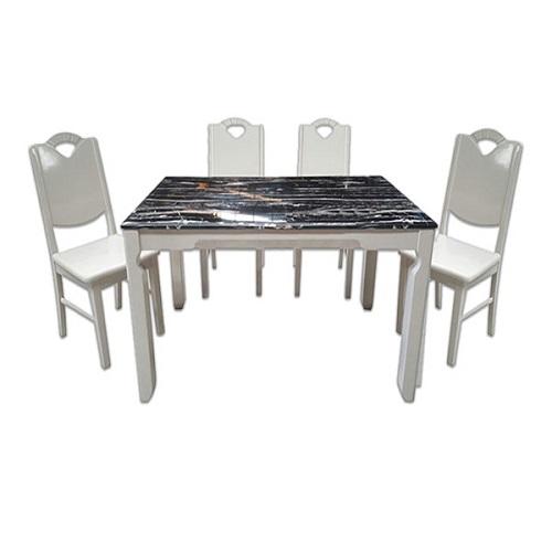 Bộ bàn ghế ăn 6 người HGB65A, HGG65