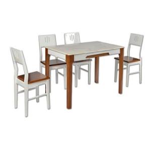 Bộ bàn ghế ăn 6 người HGB67A, HGG67