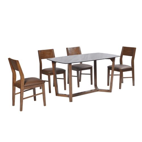 Bộ bàn ghế ăn 6 người HGB69A, HGG69