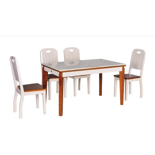 Bộ bàn ghế ăn 4 người BA503B, GA503
