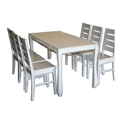 Bộ bàn ghế ăn 6 người HGB60, HGG60