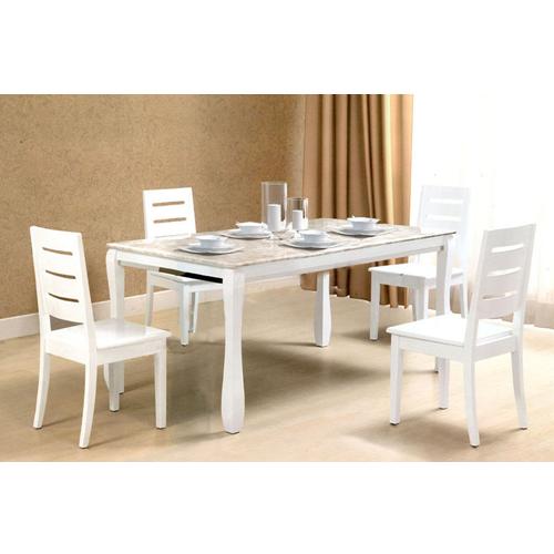 Bộ bàn ghế ăn 4 người HGB60B, HGG60