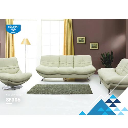 Sofa phòng khách hòa phát SF306A