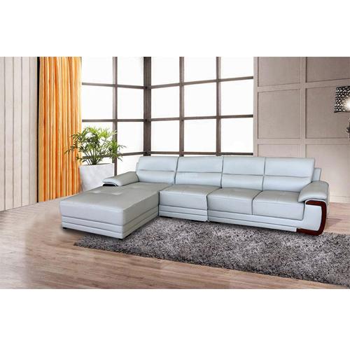 Sofa góc bọc da hòa phát SF601