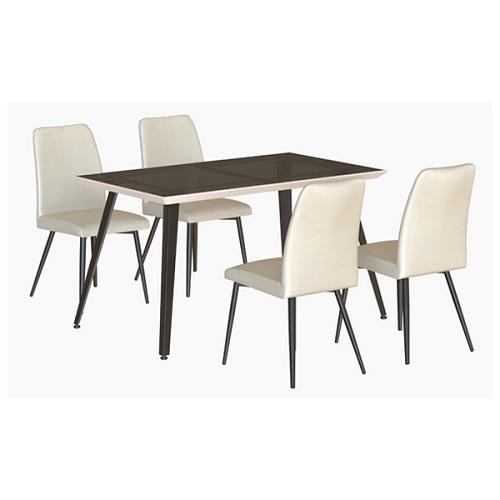 Bộ bàn ghế ăn BA507, GA507