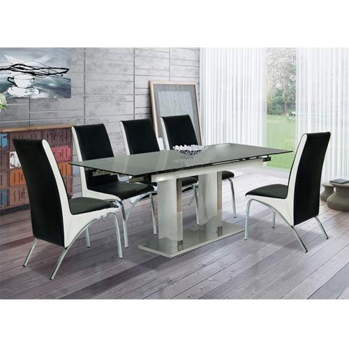 Bộ bàn ghế ăn 6 người B56, G56
