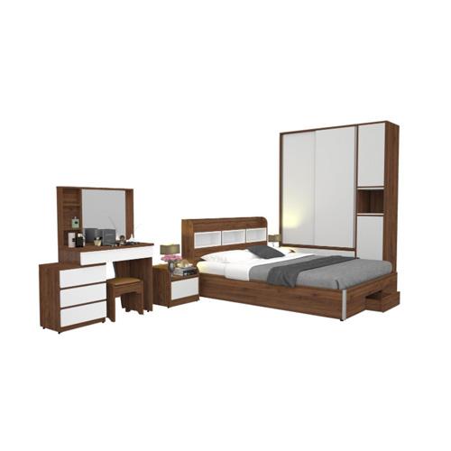 Bộ giường tủ phòng ngủ 307